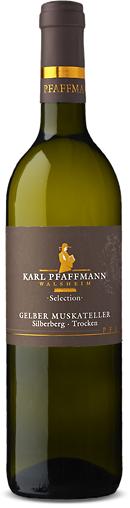 GELBER MUSKATELLER trocken Selection, Weingut Pfaffmann