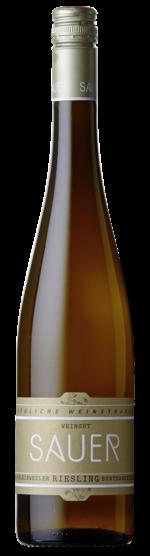 RIESLING trocken Buntsandstein, Weingut Sauer