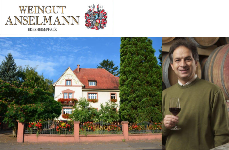 Weingut Anselmann in Edesheim